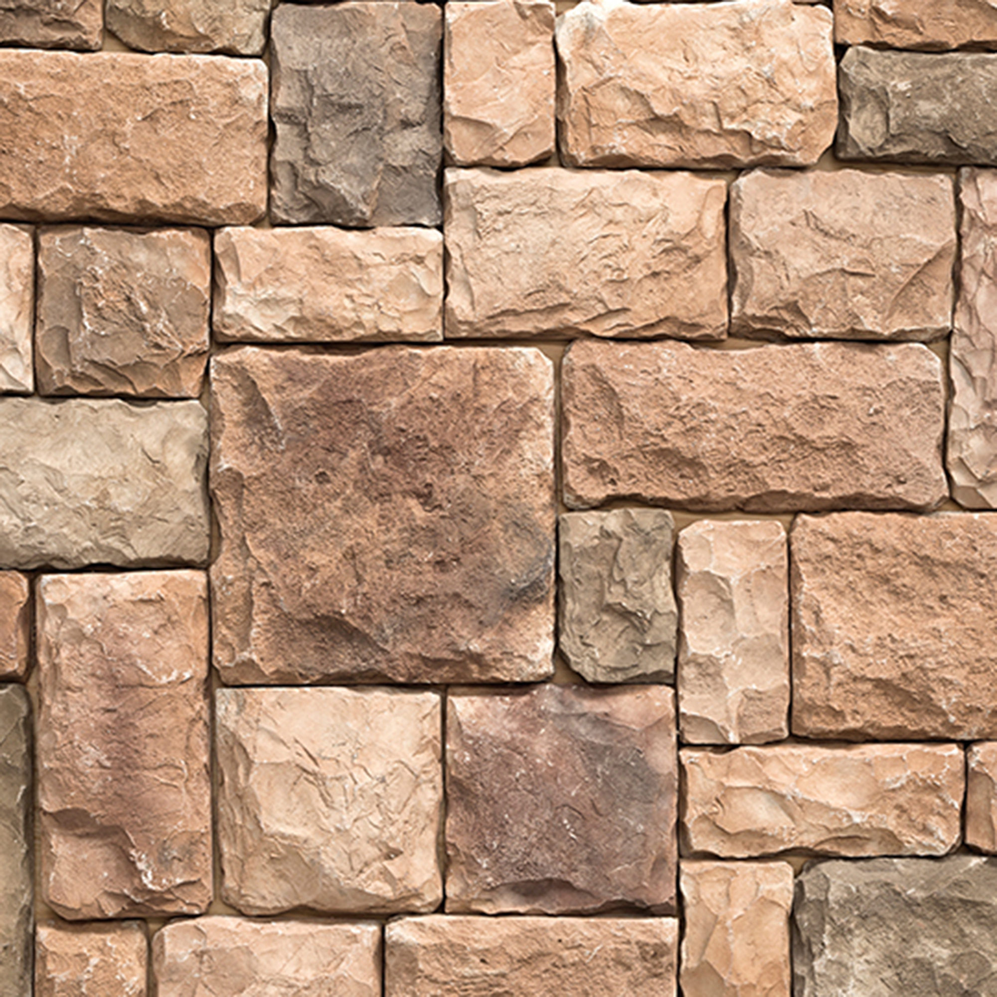 Cobblestone Koni Materials