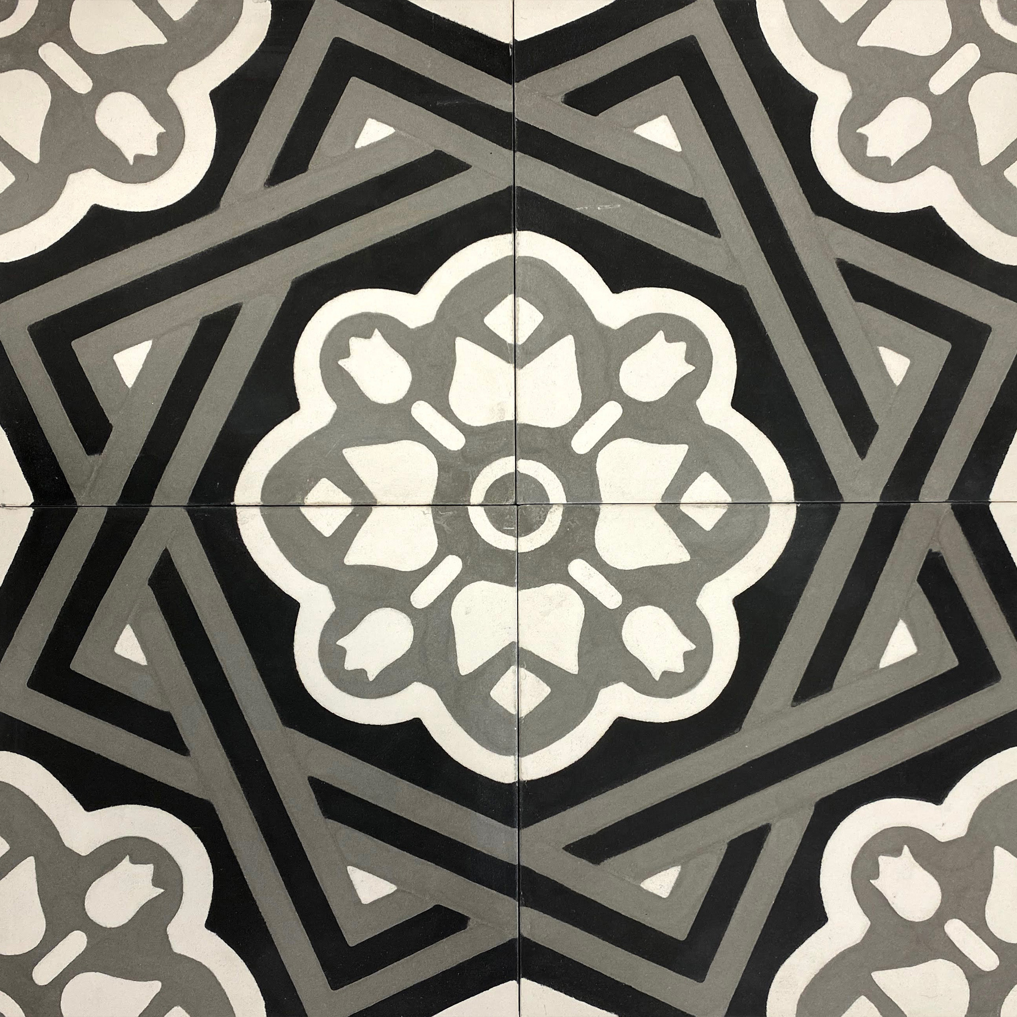 Koni Cement Tile KCT 03