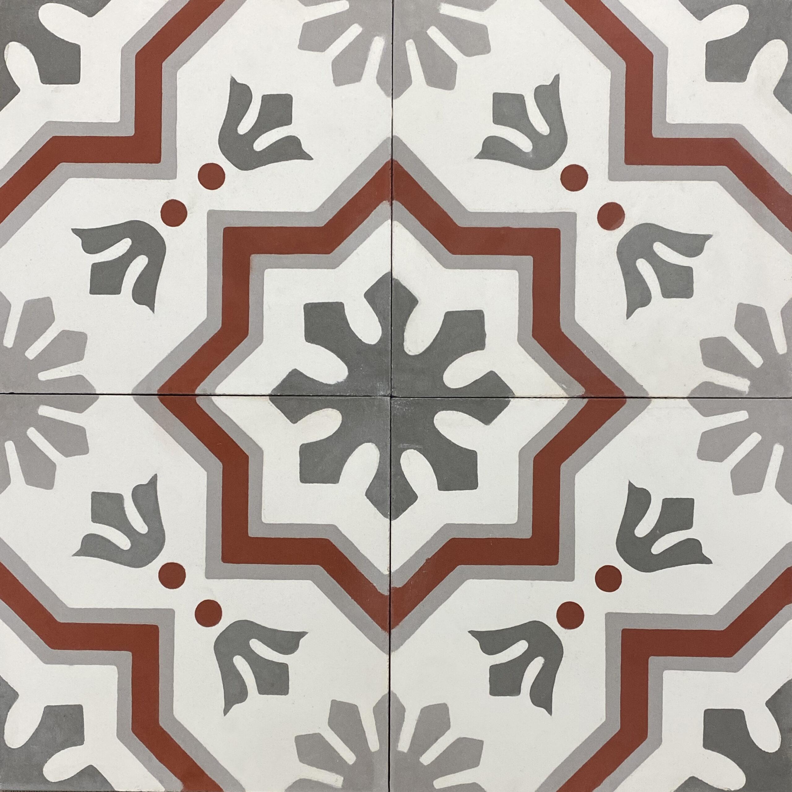 Koni Cement Tile KCT 08
