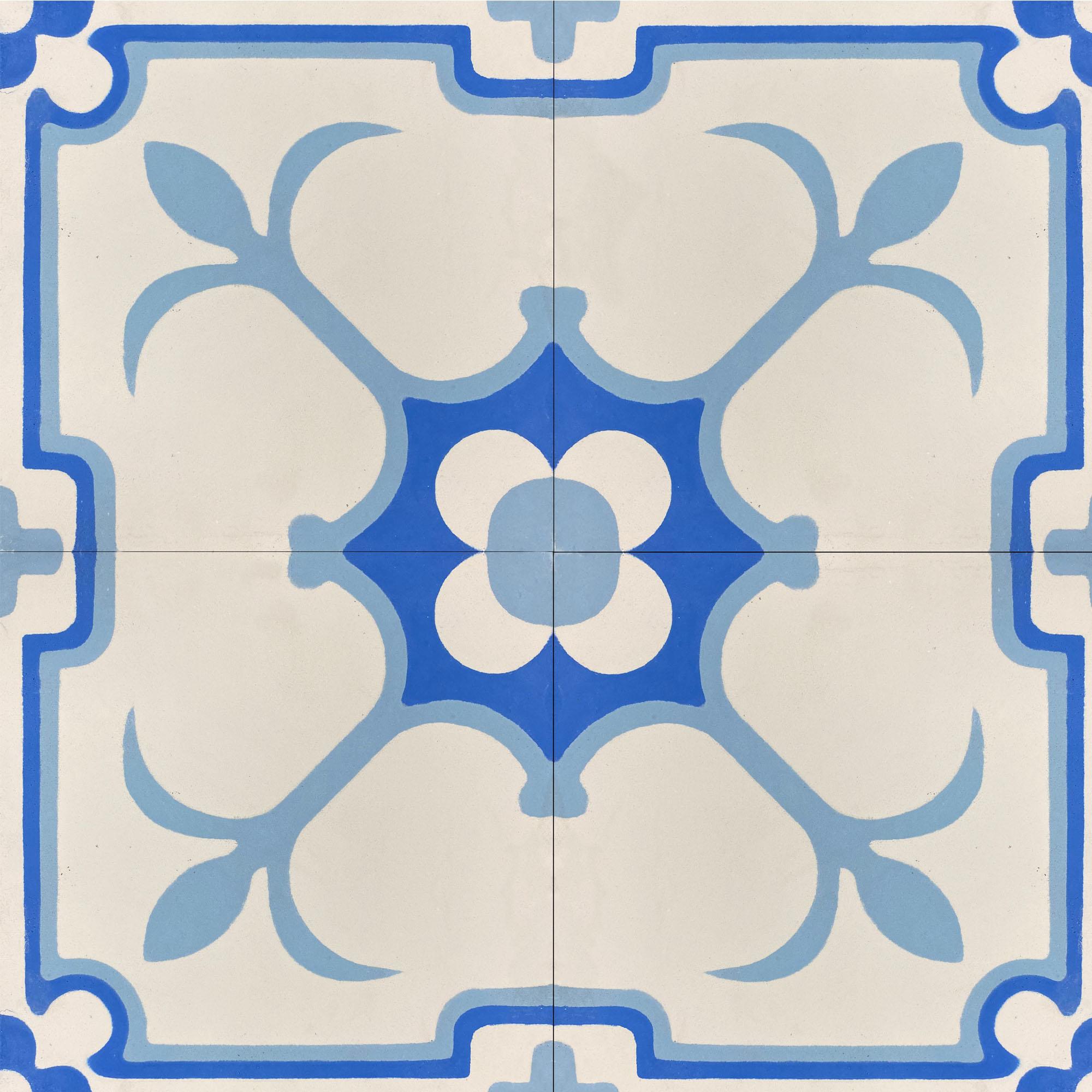 Koni Cement Tile KCT 09